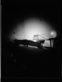Pinhole Camera , 12/02/12 .Inspired by the universe of the writer Franz Kafka.